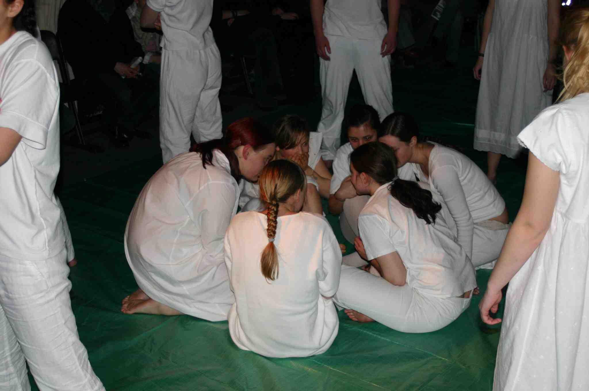 Angewandte Theaterforschung untersucht Gruppenprozesse